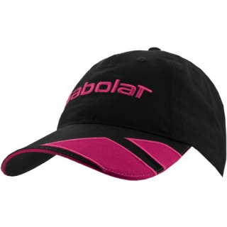 339a5306478 Babolat Microfiber Cap (Black  Coral) - Do It Tennis