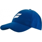 Babolat Performance Mesh Cap (Roy/ Wht) - Babolat Hats, Caps, and Visors Tennis Apparel