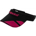 Babolat Visor (Blk/ Cor) - Babolat Hats, Caps, and Visors Tennis Apparel