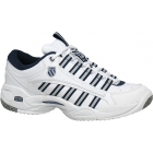K-Swiss Women's Ultrascendor Shoes (White/Navy/Silver) - Lightweight Tennis Shoes