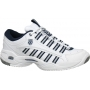 K-Swiss Women's Ultrascendor Shoes (White/Navy/Silver)