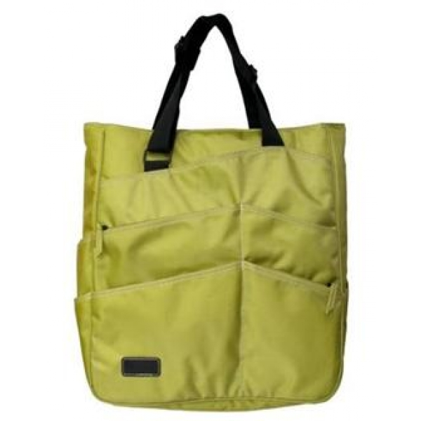 Maggie Mather Super Tote (Lime)