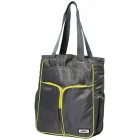Prince Courtside Tote Bag (Grey/ Citron) - Prince Tennis Bags