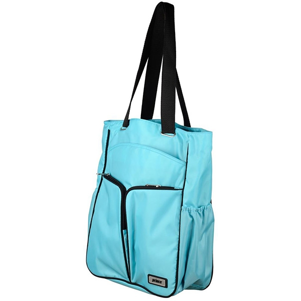Prince Courtside Tote Bag (Aqua/ Black)