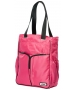 Prince Courtside Tote Bag (Pink/ Black) - Prince