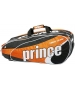 Prince Tour Team Orange 9 Pack (Black/ White/ Orange) - Prince