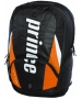 Prince Tour Team Orange Backpack (Black/ White/ Orange) - Prince