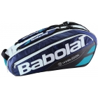 Babolat Pure Drive Wimbledon Racquet Holder x6 - New Tennis Bags
