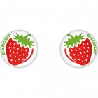 Babolat Strawberry Tennis Racquet Vibration Dampener X2 -