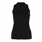 Sofibella Women's Athletic Racerback Tennis Top (Black) - Sofibella Women's Team Tennis Apparel