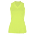 Sofibella Women's Athletic Racerback Tennis Top (Electric Yellow) - Sofibella Women's Team Tennis Apparel