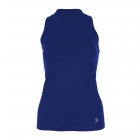 Sofibella Women's Athletic Racerback Tennis Top (Navy) - Sofibella Women's Team Tennis Apparel