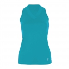 Sofibella Women's Athletic Racerback Tennis Top (UltraMarine) - Women's Tank Tops