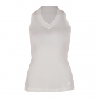Sofibella Women's Athletic Racerback Tennis Top (White) - Women's Tank Tops