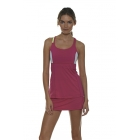 Bloq-UV Racer Back Tank Top (Passion Pink) - Tennis Online Store