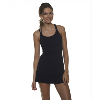 Bloq-UV Racer Back Tank Top (Black)