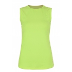 Sofibella Women's Classic Sleeveless Tennis Top (Electric Yellow) - Sofibella Women's Team Tennis Apparel