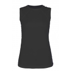Sofibella Women's Classic Sleeveless Tennis Top (Grey) - Sofibella Women's Team Tennis Apparel