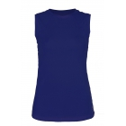 Sofibella Women's Classic Sleeveless Tennis Top (Navy) - Sofibella Women's Team Tennis Apparel