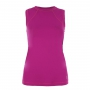 Sophibella Women's Classic Sleeveless Tennis Top (Raspberry)