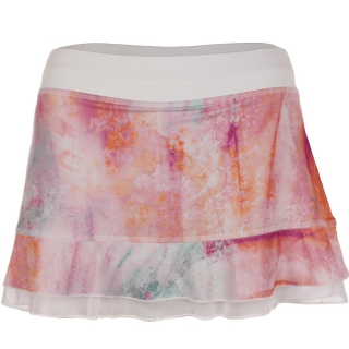 Sophibella Women's Doubles Tennis Skort (Cocktail)