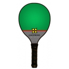 Paddletek Sweet Spot Pro Paddle (Green) - Tennis Court Equipment