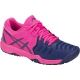 Asics Junior Gel Resolution 7 GS Tennis Shoes (Pink/Blue) - Asics