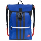 adidas Ultimate Core II Sackpack (Bold Blue/Solar Red) - Adidas Tennis Bags