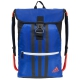 adidas Ultimate Core II Sackpack (Bold Blue/Solar Red) - Tennis Bags on Sale