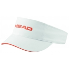 Head Woman's Visor (White) - HEAD Hats, Caps, and Visors