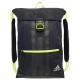adidas Ultimate Core II Sackpack (Black/Solar Yellow) - Tennis Racquet Bags