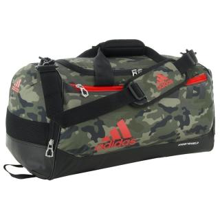 d3a46e1b2d9e Adidas Team Issue Small Duffel Bag (Cab Camo Bold Orange) - Do It Tennis