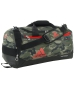 Adidas Team Issue Small Duffel Bag (Cab Camo/Bold Orange) - Adidas
