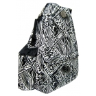 Jet African Mosaic Small Sling - Jet Bags