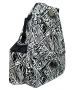 Jet African Mosaic Small Sling - Jet Small Tennis Bags