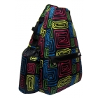 Jet Ah-maze-ing Small Sling - Jet Small Tennis Bags