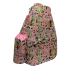 Jet Pink Orient Small Tennis Sling Backpack - Women's Tennis Slings