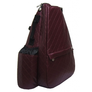 Jet Burgundy Wine Small Sling