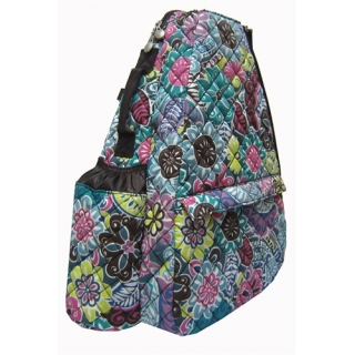 Jet Thai Spice Quilted Small Sling