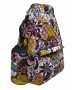 Jet Fantasy Quilted Small Sling - Jet Small Tennis Bags