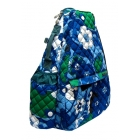 Jet Coral Reef Quilted Small Sling - Jet Tennis Bags