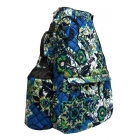 Jet Perennial Sky Quilted Small Sling - Jet Tennis Bags