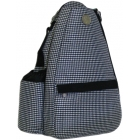 Jet Hounds Tooth Small Sling - Jet Bags