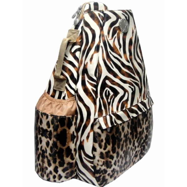 Jet Wild Kingdom Small Sling Convertible