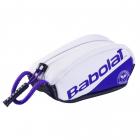 Babolat Mini RH Key Ring Wimbledon (White/Purple) -