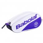 Babolat Mini RH Pencil Case Wimbledon (White/Purple) -