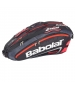 Babolat Team Racquet Holder x6 (Black/ Bright Red) - 6 Racquet Tennis Bags
