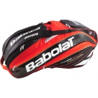 Babolat Pure Control Racquet Holder x12 (Black/Red) - Babolat Tennis Bags