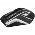Babolat Team Racquet Holder x12 (Black/Silver) - Tennis Racquet Bags