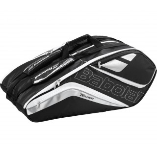 Babolat Team Racquet Holder x12 (Black/Silver)